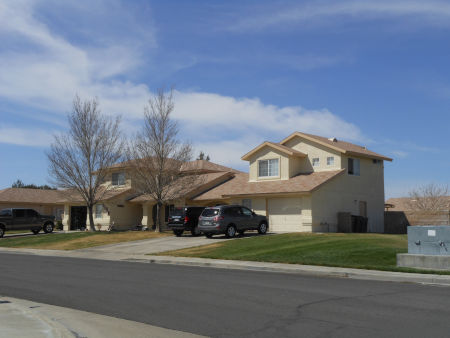 Custom Homes - Edwards AFB Housing - After